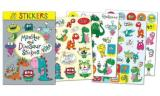 Sticker Set  Monster und Dinos Rachel Ellen